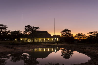 nate Game Lodge - Conference Facilities with a view
